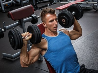 Mehr Kraft & Muskeln aufbauen … mit einer höheren Trainingsfrequenz?