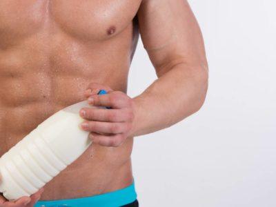 Post-Workout Nutrition: Ein halber Liter Milch = weniger Muskelkater