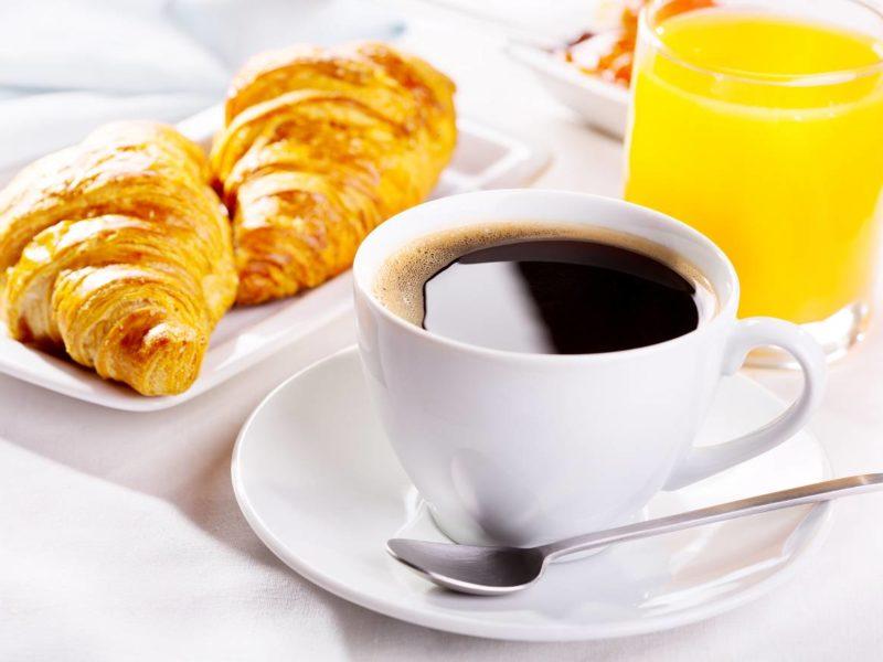Koffein (Kaffee) am Morgen: Hemmt es Appetit & Kalorienaufnahme?