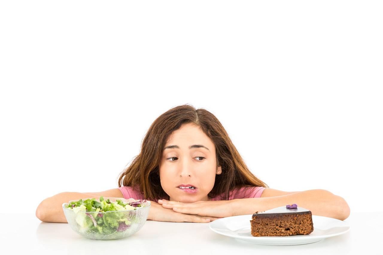Schwarz-Weiß-Denken in der Ernährung: Essverhalten & Gewichtszunahme nach einer Diät