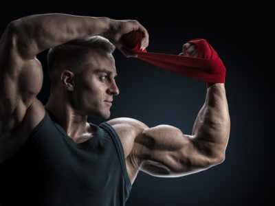 Blood Flow Restriction Training (BFRT): Muskelaufbau für Bondage-Fetischisten?!