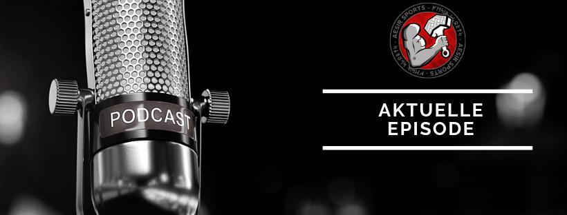 Aktuelle Aesir Sports Podcast Episode
