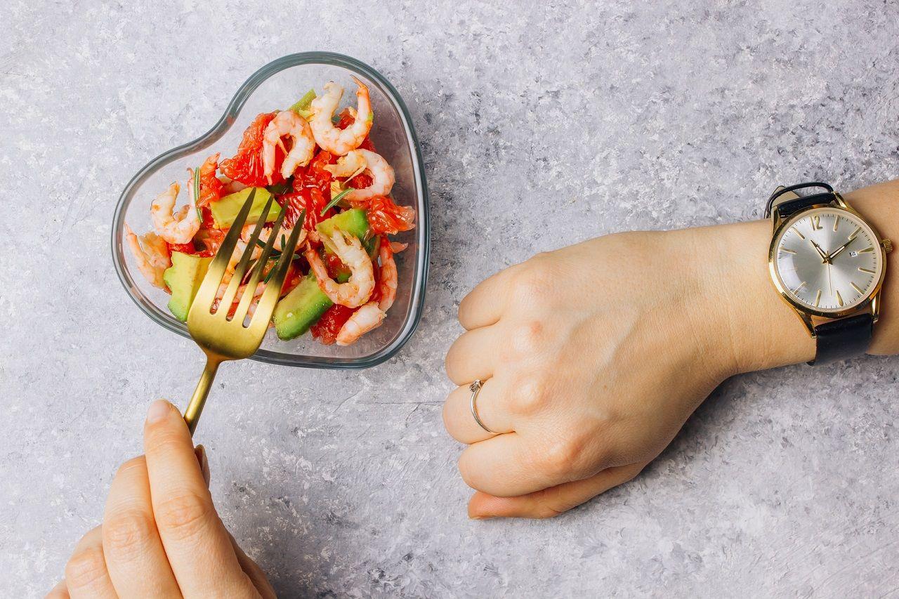 Intervallfasten (eTRF) verringert Appetit & steigert die Fettverbrennung | Studien Revie