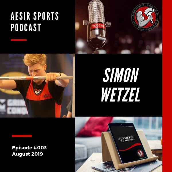 ASP - Komplettfolge - Ep. #003 - Simon Wetzel (WissenIstKraft.de & The Strength Minds)