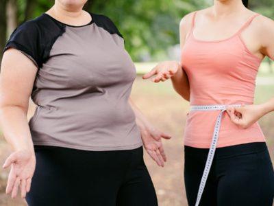 Energieverbrauch im Alltag (NEAT): Verbrennen schlanke Individuen relativ mehr Kalorien, als Übergewichtige?
