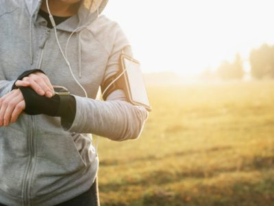 10.000 Schritte pro Tag: Ein Schutz vor Gewichtszuwachs?